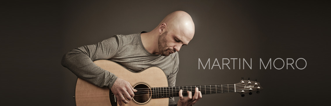 Martin Moro . POLISHED - The Breedlove Sessions